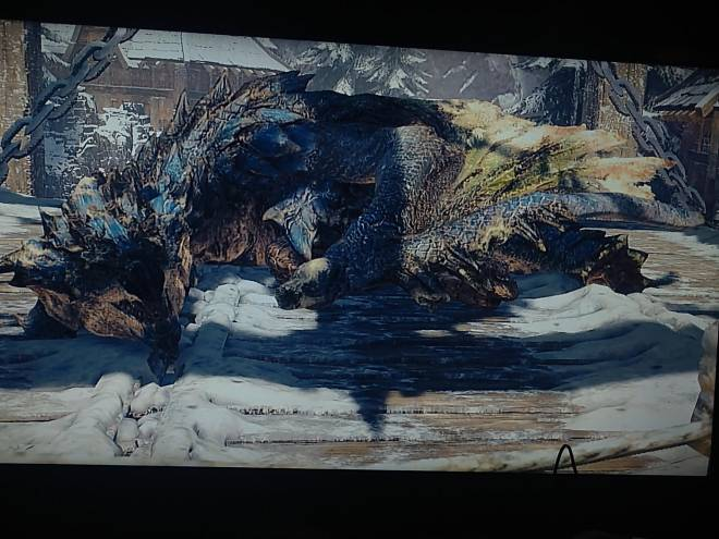 Monster Hunter: General - Capture Azure Rathalos  image 2