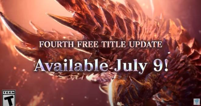 Monster Hunter: General - Alateron will join Iceborne at July 9th! image 1