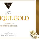 [Skin Update #3] Antique Gold