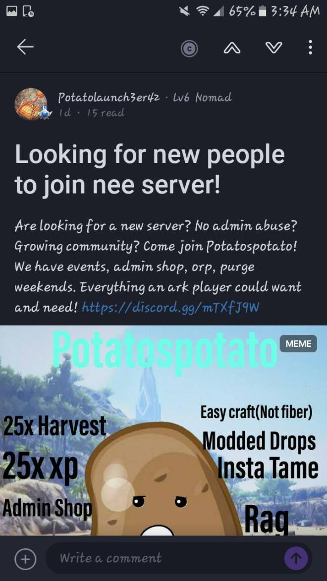 ARK: Survival Evolved: General - Looking for a server to have fun? image 2