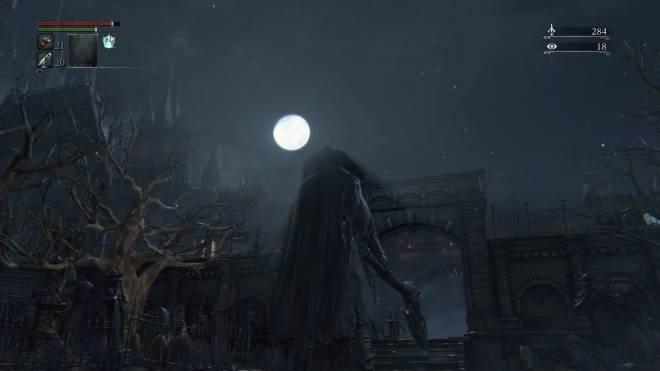 Bloodborne: General - I love night time image 1