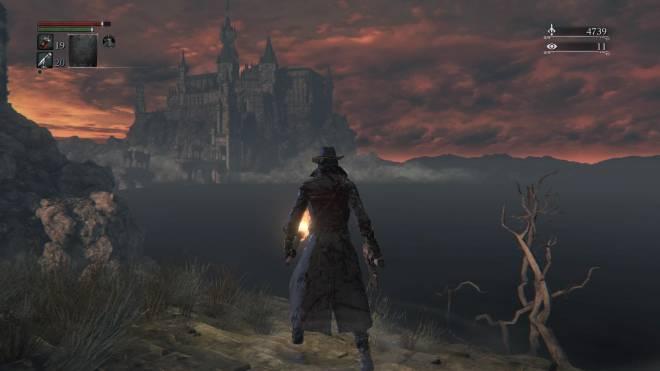 Bloodborne: General - Cainhurst castle will always look good image 1
