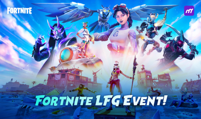Moot: Notice - Fortnite LFG Event! image 2