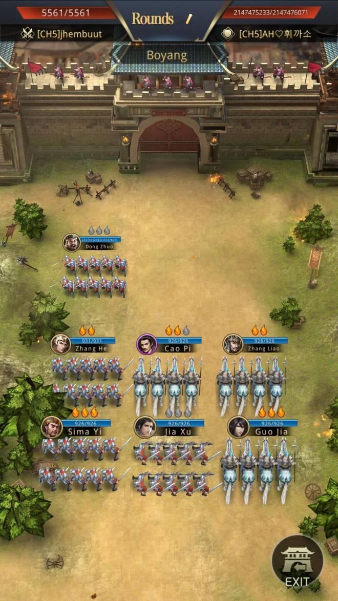 Three Kingdoms RESIZING: Q&A - ERROR image 3