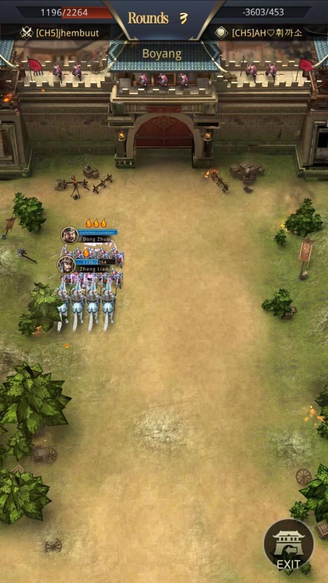 Three Kingdoms RESIZING: Q&A - ERROR image 4