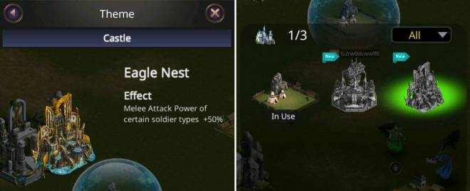 VERSUS : REALM WAR: Update Notice - New Field Castle Theme Sales Notice image 26