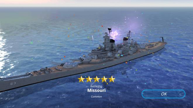 Warship Fleet Command: General - Thank you RnG God image 2