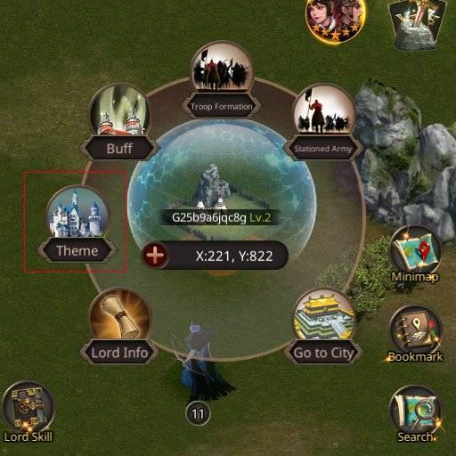 VERSUS : REALM WAR: Update Notice - New Field Castle Theme Sales Notice image 24