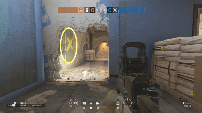 Rainbow Six: Guides - Guide to playing 'Mute' at 'Theme Park'  image 46