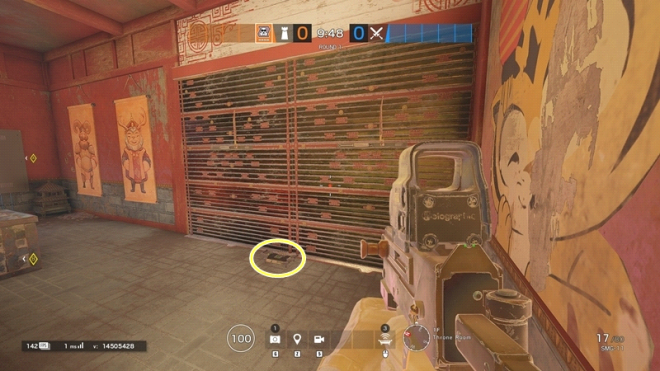Rainbow Six: Guides - Guide to playing 'Mute' at 'Theme Park'  image 44
