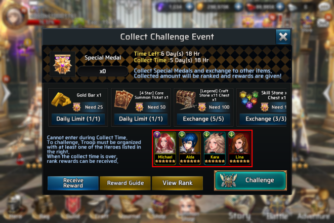 Ceres M: ★ events - Ceres M July 2nd Week Event!  image 4