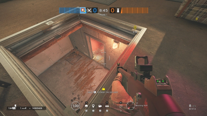 Rainbow Six: Guides - Guide to playing 'Thermite' at 'Oregon'  image 42