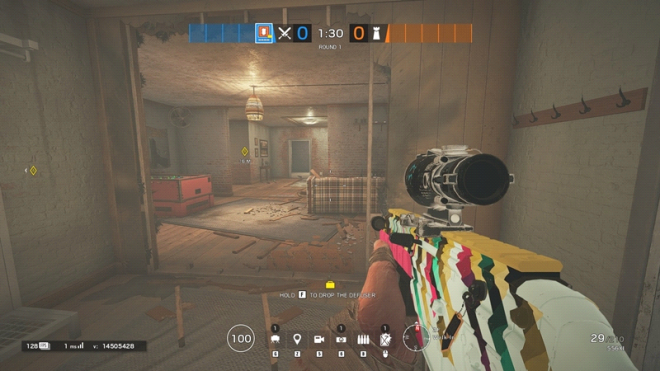 Rainbow Six: Guides - Guide to playing 'Thermite' at 'Oregon'  image 12