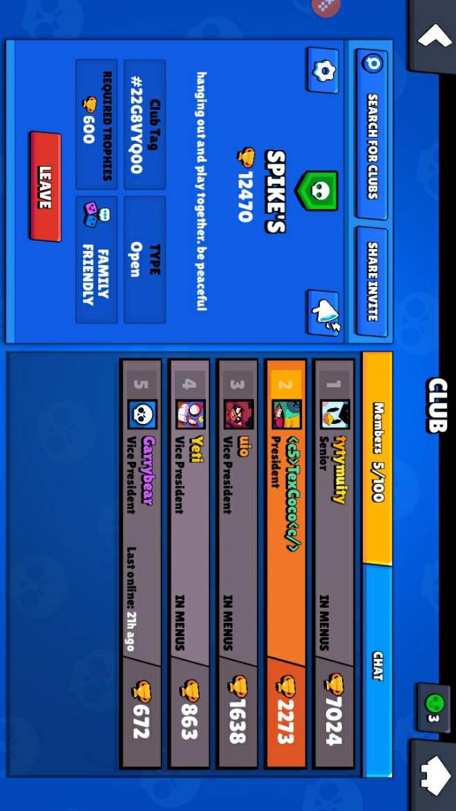 Brawl Stars: General - Looking for some recruitments🔥👍 image 1