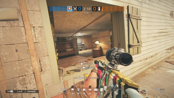 Rainbow Six: Guides - Guide to playing 'Thermite' at 'Oregon'  image 8