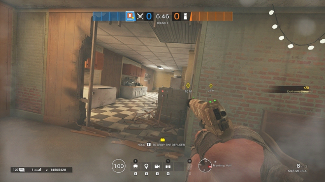 Rainbow Six: Guides - Guide to playing 'Thermite' at 'Oregon'  image 24