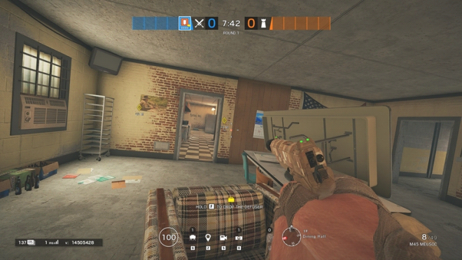 Rainbow Six: Guides - Guide to playing 'Thermite' at 'Oregon'  image 34