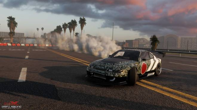 The Crew: General - What do you think about car x drift racing?  image 1