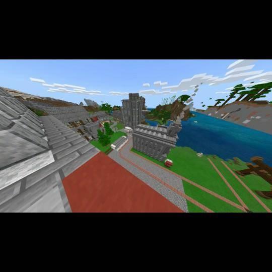 Minecraft: Memes - Foxeland Librarian Trade Building image 2
