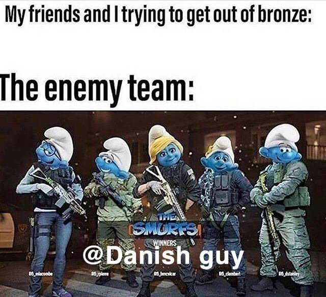 Rainbow Six: Memes - giveaway time🤩🤔 image 2