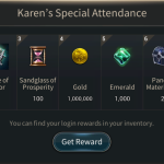 [Event Notice] GM Karen's Another Special Event