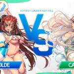 [EVENT] HOTTEST SUMMER SUIT - Isolde vs Calypso
