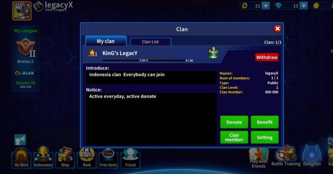 GunboundM: Find a clan and Friends - Everyone can join image 1