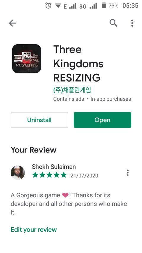 Three Kingdoms RESIZING: Market Review Board - Dahaka / UID: 1005738 / Channel 10 / Hello guys! image 2