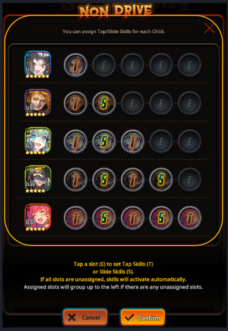 DESTINY CHILD: GUIDE - Skill Reserve System Guide image 8