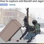 Did you like Jäger and Bandit with acog?