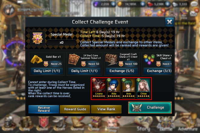 Ceres M: ★ events - Ceres M July 4th Week Event!  image 4
