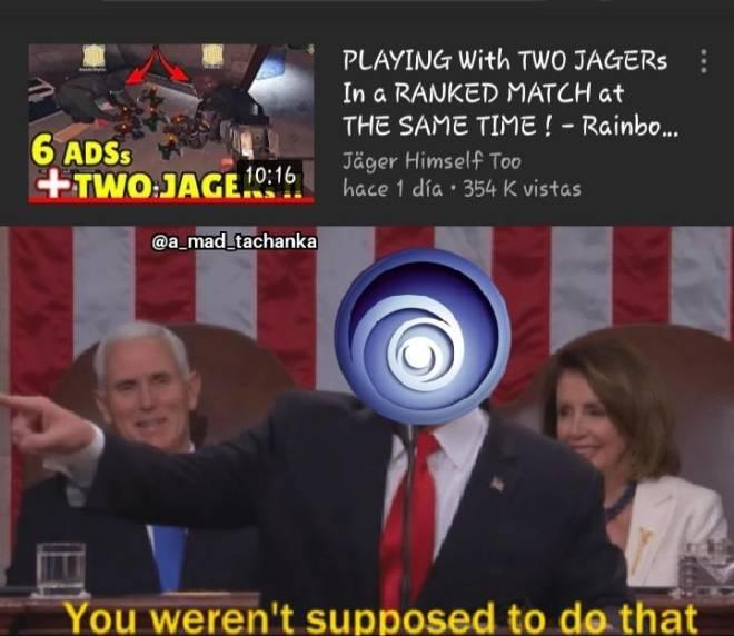 Rainbow Six: Memes - Simply illegal image 2