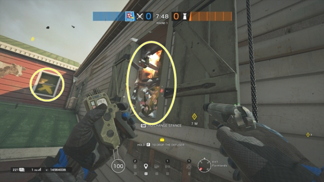 Rainbow Six: Guides - Guide to playing 'Fuze' in 'Oregon'  image 14