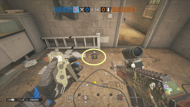 Rainbow Six: Guides - Guide to playing 'Fuze' in 'Oregon'  image 22