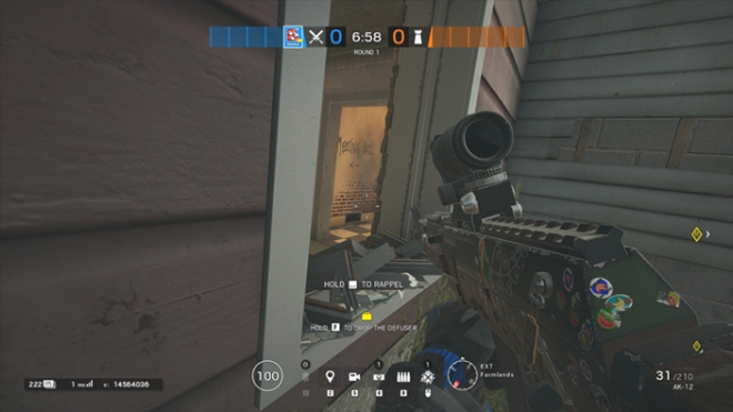 Rainbow Six: Guides - Guide to playing 'Fuze' in 'Oregon'  image 26