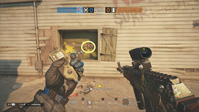 Rainbow Six: Guides - Guide to playing 'Fuze' in 'Oregon'  image 8