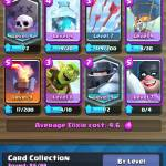 Deck for challenger 1