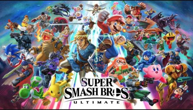 Super Smash Bros: General - Character recognition  image 2