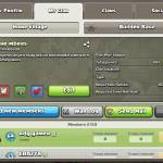 Made a clan need members 1000 trophies up can join