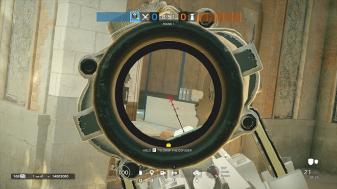 Rainbow Six: Guides - Guide to playing 'Blackbeard' in 'Border'  image 26