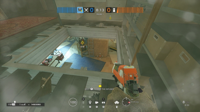 Rainbow Six: Guides - Guide to playing 'Blackbeard' in 'Border'  image 22