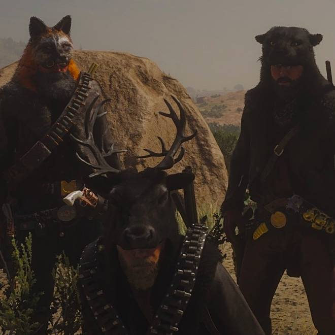 Red Dead Redemption: General - #FurryTrash Gang on Red Dead image 1