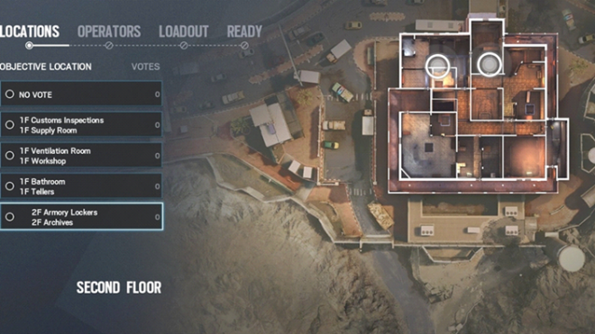 Rainbow Six: Guides - Guide to playing 'Blackbeard' in 'Border'  image 2