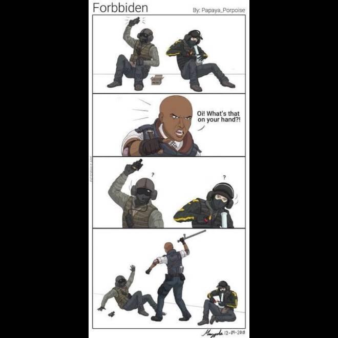 Rainbow Six: General - Daily meme image 2