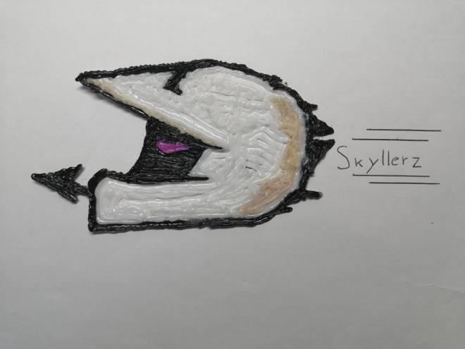 Rainbow Six: General - Mozzie's 3D logo image 1