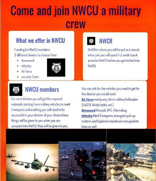 GTA: Promotions - (XBOX ONE)military crew  image 2