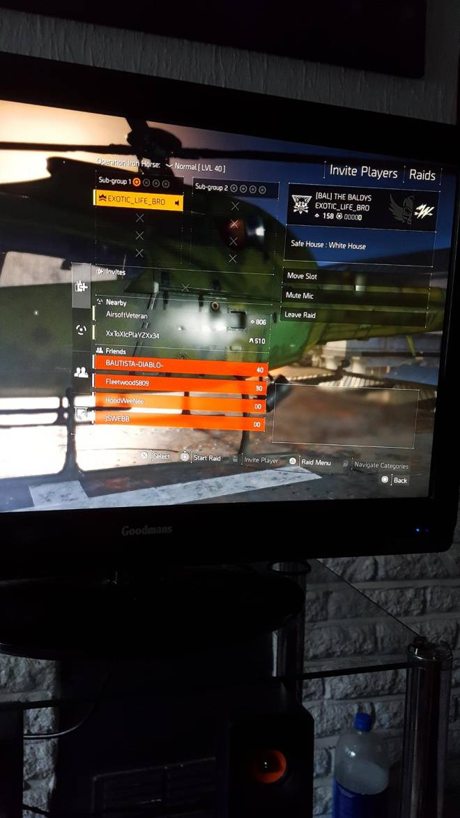 The Division: Looking for Group - Add me if you want to raid ??  image 3