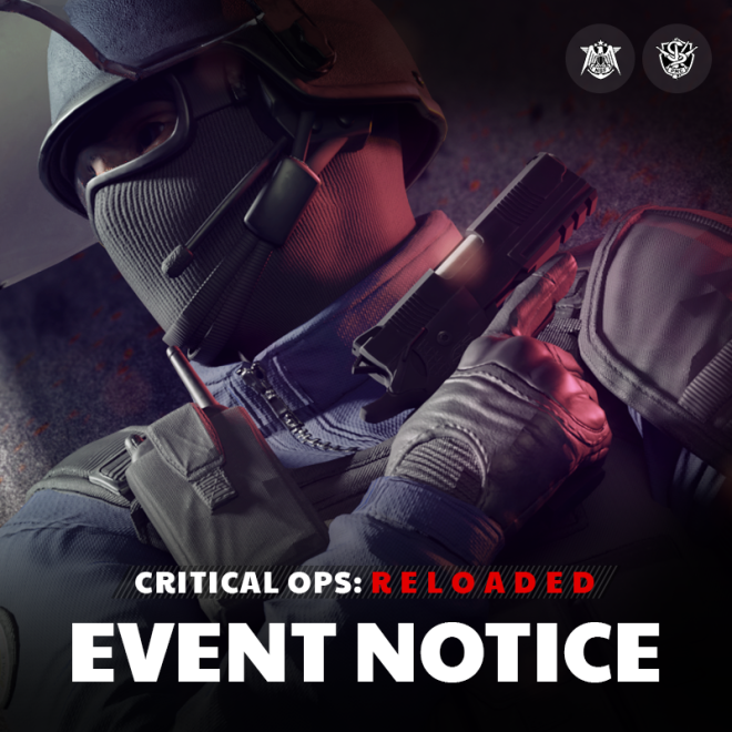 ENG Critical Ops: Reloaded: Announcements - [Event] Ranked Fever W4 Results image 1