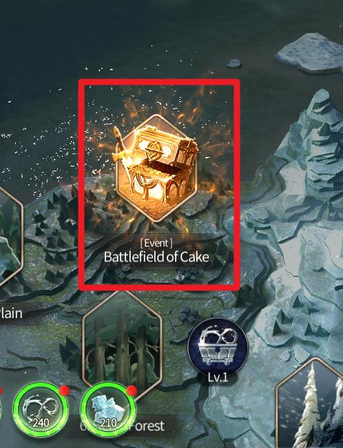 Hundred Soul: Events - [Event Notice] Battlefield of Cake image 2