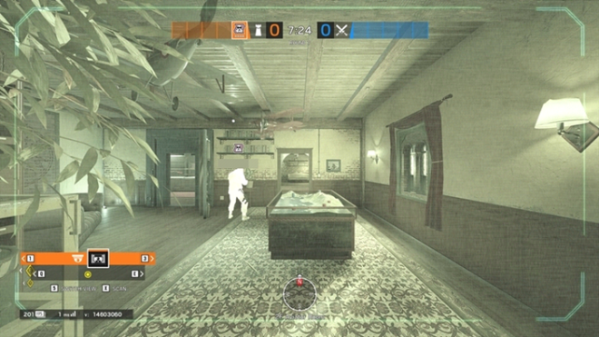 Rainbow Six: Guides - Guide to playing 'Mute' in 'Villa' image 18
